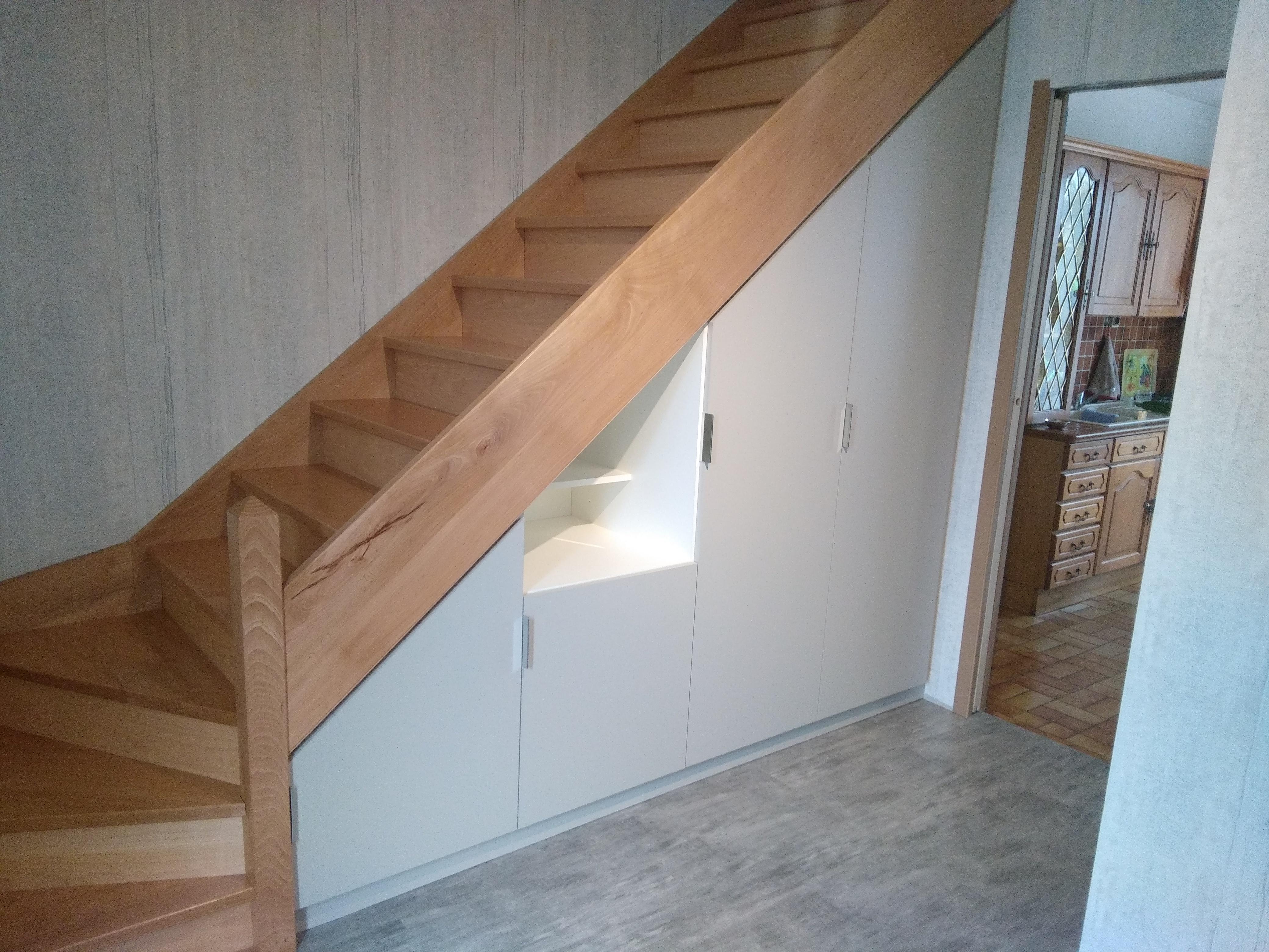 Rangements Sous Escalier Kiosque Amenagement