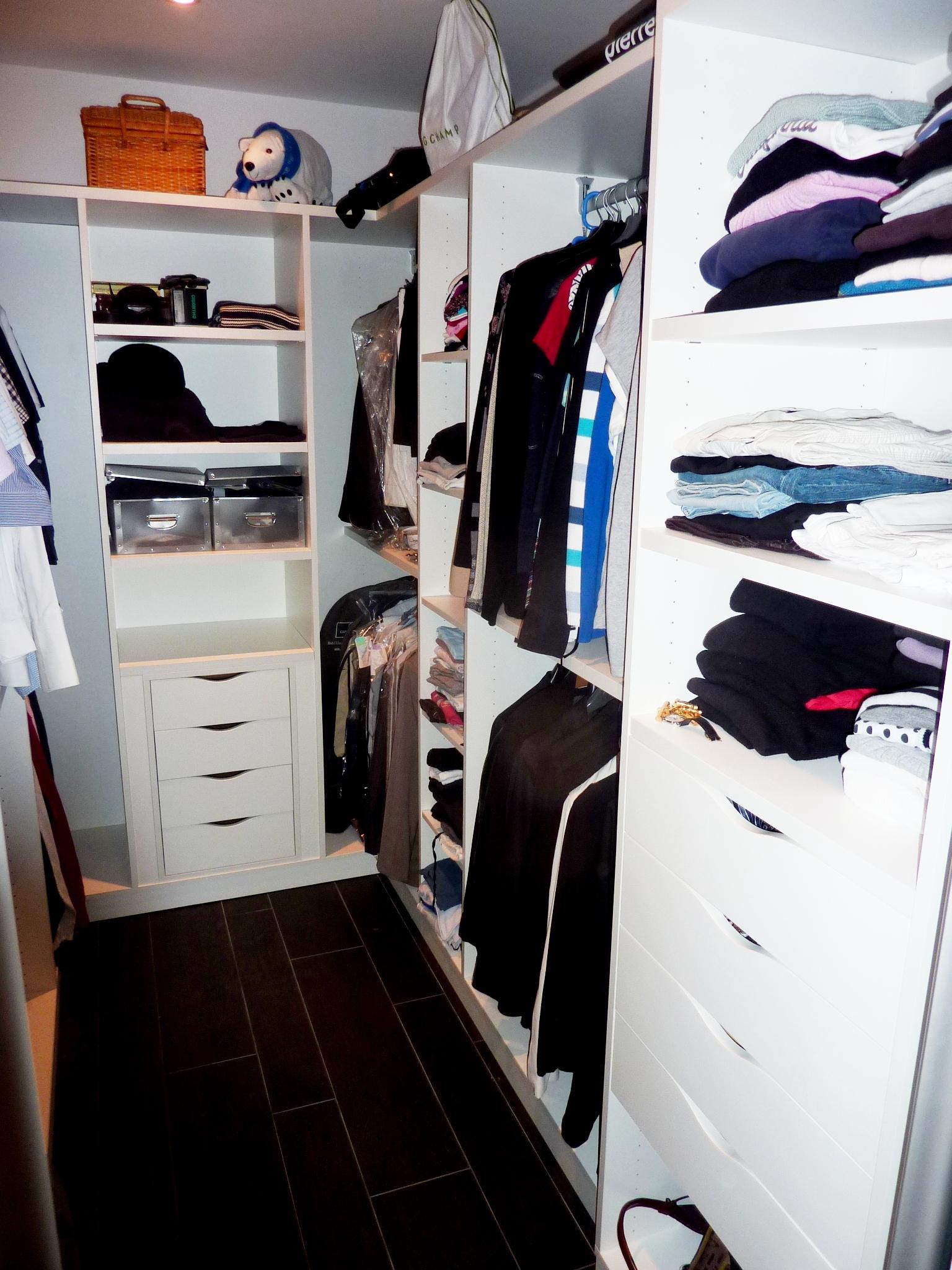 dressing sur mesure en u le kiosque amenagement. Black Bedroom Furniture Sets. Home Design Ideas