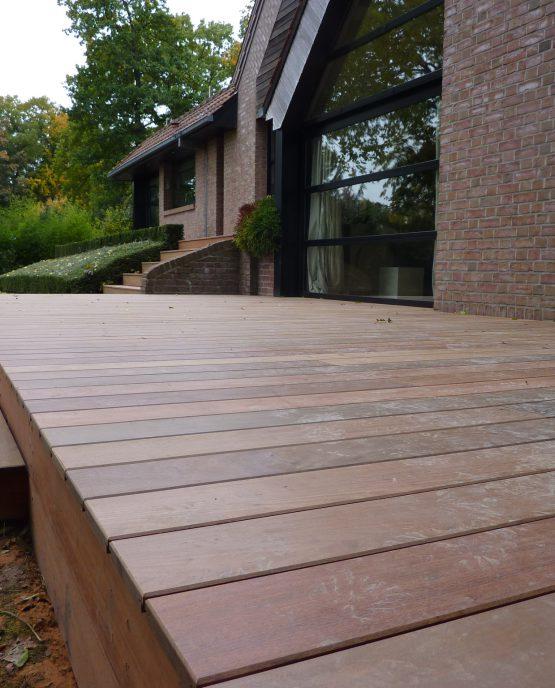 remplacement terrasse bois a croix