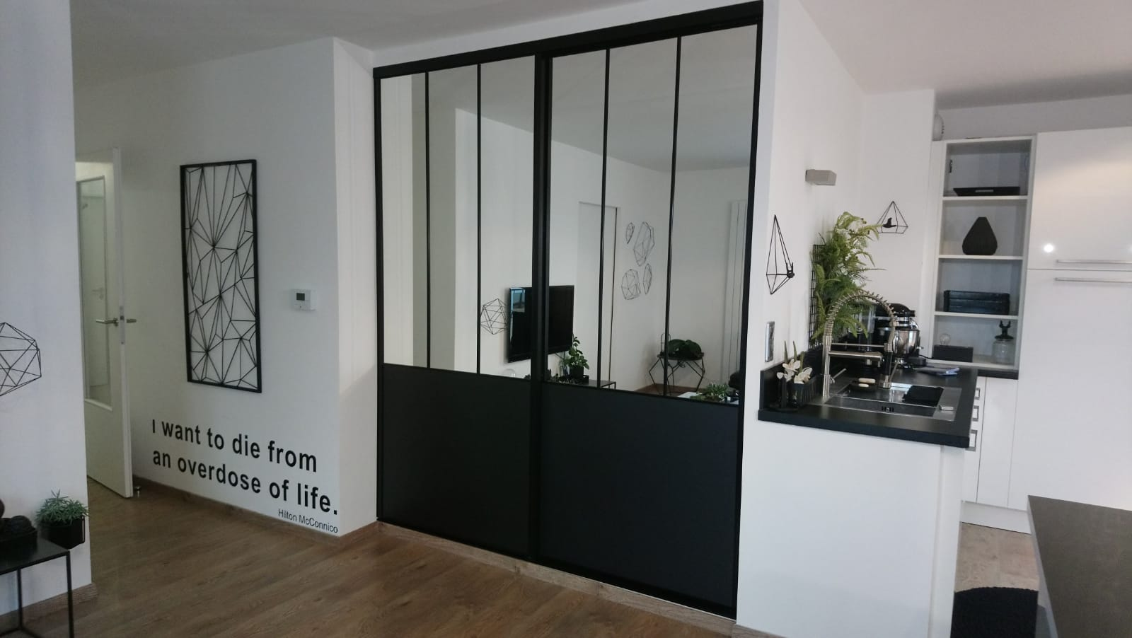 Porte de placard style atelier nze02 napanonprofits - Porte de placard style atelier ...