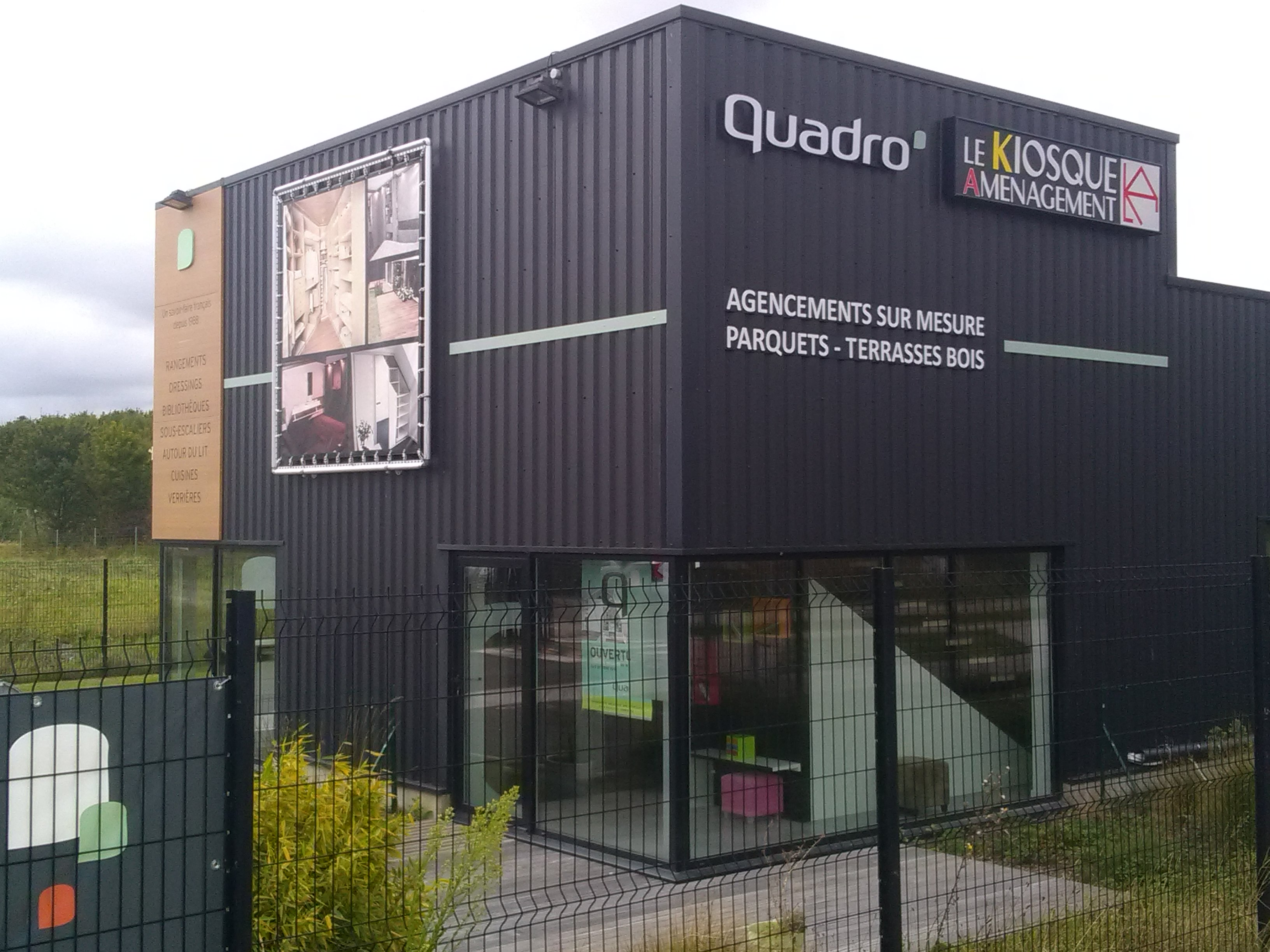 kiosque amenagement quadro cysoing