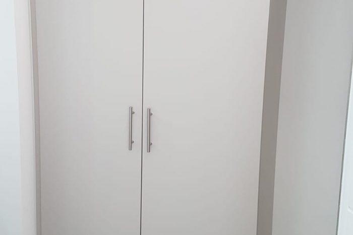 Placard sur mesure dans une salle de bain